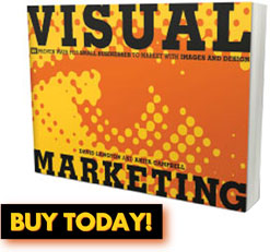 Buy Visual Marketing Book Today!